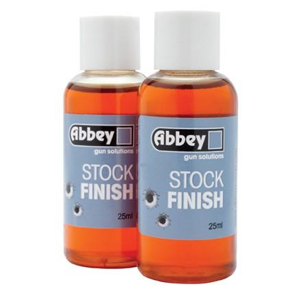 Abbey Stock Finish